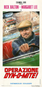 La locandina di uno dei numerosi falsi d'autore interpretati da Dalton/DiCaprio durante la pellicola