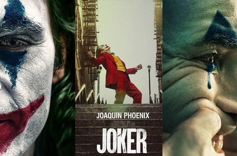 Locandina del nuovo film Joker