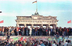 La caduta del Muro di Berlino (1961 - 1989)