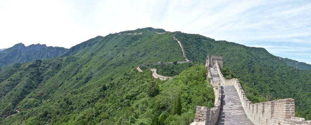 I muri che dividono il mondo
