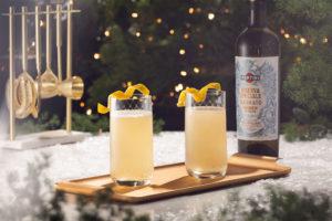 drink originali per le feste 2019: winter 75