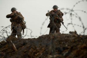 George MacKay e Dean-Charles Chapman sono i giovani soldati protagonisti di 1917