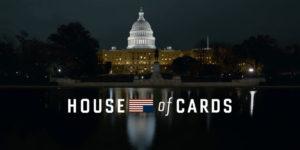 tra i 10 pilot c'è House of Cards nel 2013