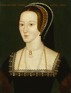 Anna Bolena Tudor