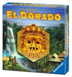 scatola the legendary of eldorado, miglior gioco 2019 edito in italia da ravenburger