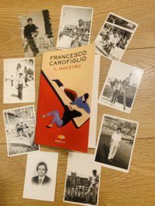 Il maestro di Francesco Carofiglio foto originale di Silvia Liotta