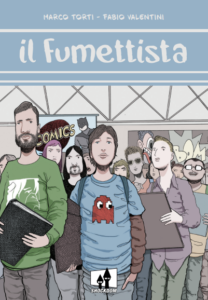 copertina il fumettista marco torti fabio valentini