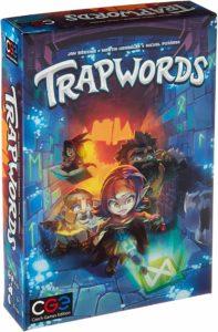 scatola del gioco da tavolo trapwords
