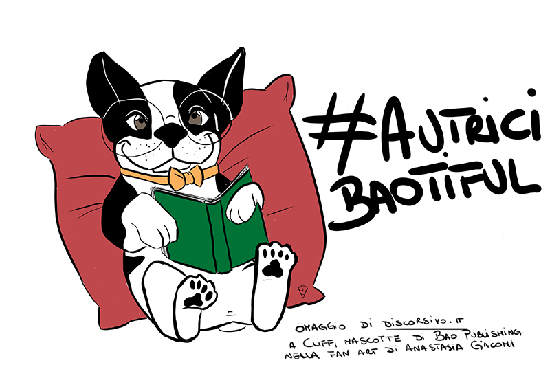 Bao Publishing - Cliff - Fan art by Anastasia Giacomi dedicata ad #AutriciBaotiful