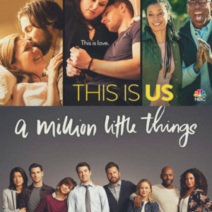 Copertine A Million Little things e This is Us - serie tv da vedere quando diventi papà