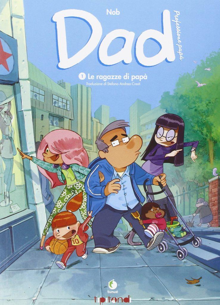dad professione papà - copertina