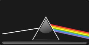 Non solo l'equazione dell'amore, ma anche il prisma sulla cover dei Pink Floyd è una delle nostre curiosità matematiche