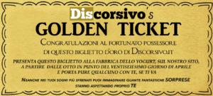 Cerca uno dei cinque biglietti d'oro per visitare la stravagante fabbrica dello yogurt