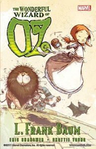 Copertina della versione americana de Il meraviglioso mago di Oz