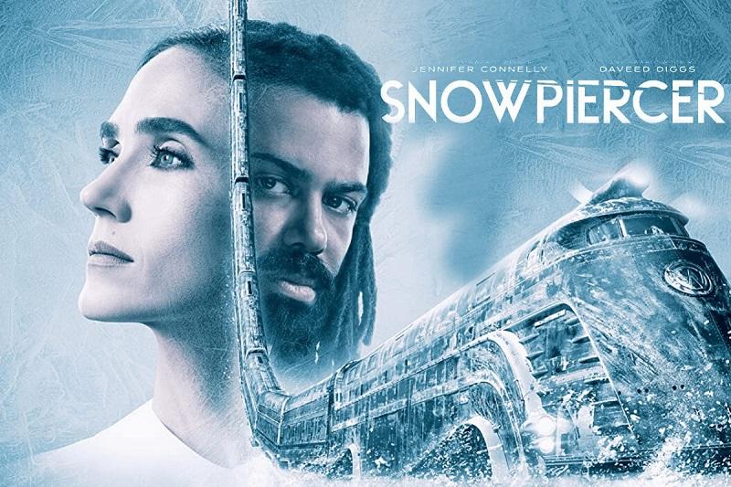 Locandina di Snowpiercer la nuova serie tv distopica di Netflix
