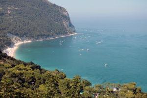 Una veduta del Mediterraneo