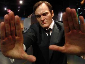 Un esempio di Quentin Tarantino shot
