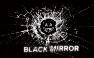 """Logo di Black Mirror, alfiere della fantascienza """"verosimile"""" (e angosciante)"""