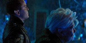 Il comandante Tubero e il tenente Cudgeon