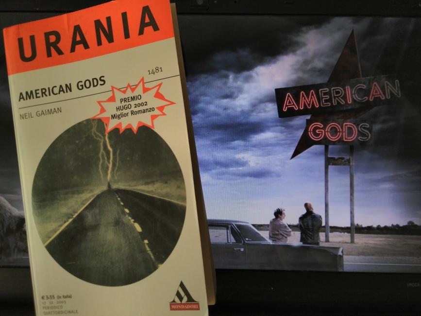 American Gods: libro e serie tv