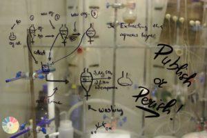 Spesso gli scienziati sono sotto pressione: pubblicare un articolo scientifico (anzi molti) per poter avanzare nella carriera accademica
