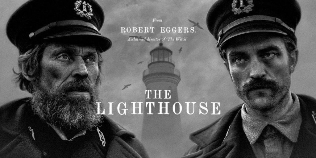 Il poster di The lighthouse