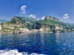 Un'altra veduta del mare la cui storia è stata sapientemente descritta da Fernand Braudel