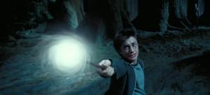 """Harry Potter e l'incantesimo Expecto Patronum lanciato in """"Il prigioniero di Azkaban"""""""
