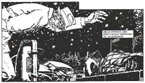 I fumetti e la neve