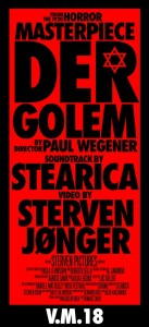 """STEARICA vs """"DER GOLEM"""": musica e cinema si incontrano al Ravenna Nightmare"""