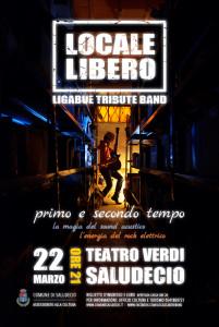 Primo e secondo tempo, il rock show dei LocaleLibero sulle note di Ligabue