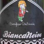 Niente mele per BiancaNeive: solo lievito da Champagne