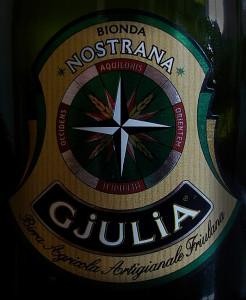 Birra Gjulia Nostrana, la golden ale che si credeva un Sauvignon