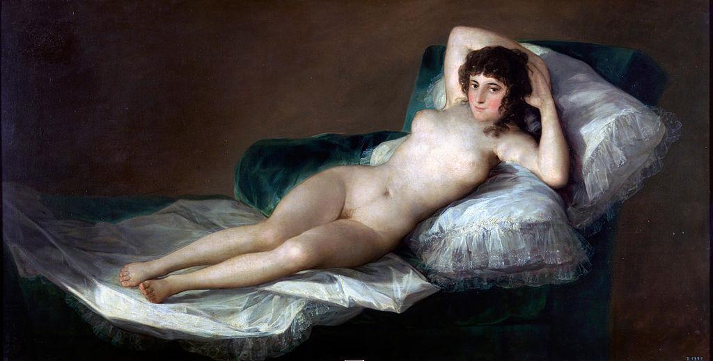 Goya_Maja