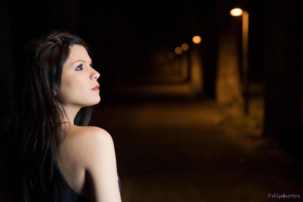 La vuota notte d'una saggia lampada – The empty night of a wise lamp