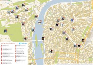 Mappa Turistica, Praga - Rep. Ceca