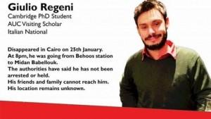 Giulio Regeni, l'omicidio tra ipotesi e fatti
