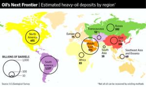 Petrolio: ricchezza passata, disastro presente