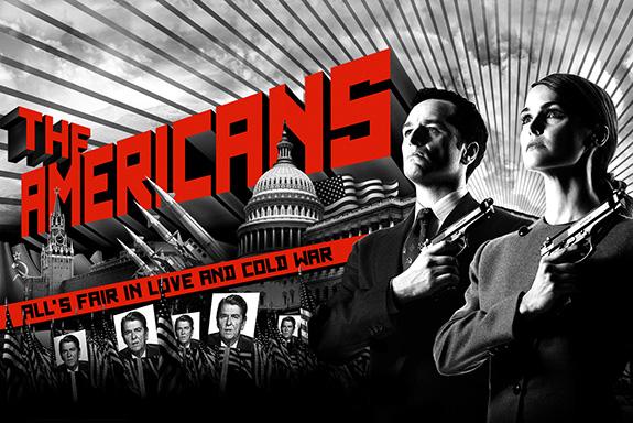 The Americans – Una storia d'amore di altri tempi, oppure no