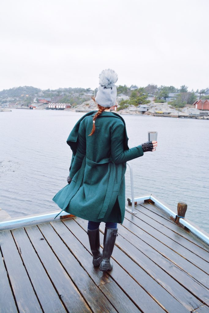 Il fiordo stonato della treccia – An off-key fjord of the braid