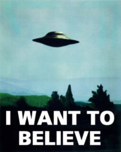 Bufale e fake news: X-Files