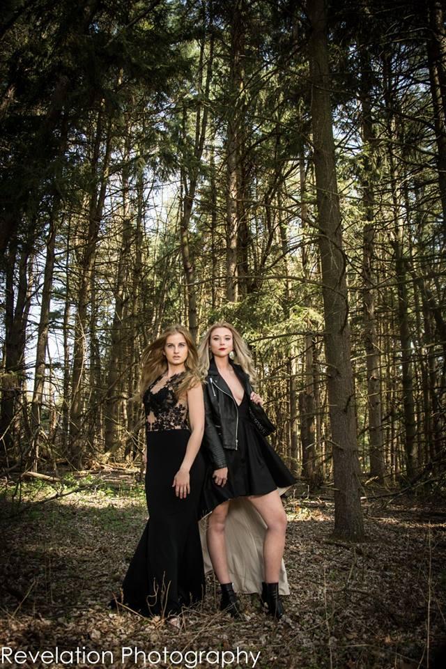 Fata di bosco e larice a scettro – Wood fairy and larch as sceptre