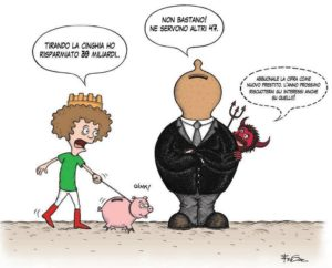 Ridurre il debito pubblico: gli interessi sul debito