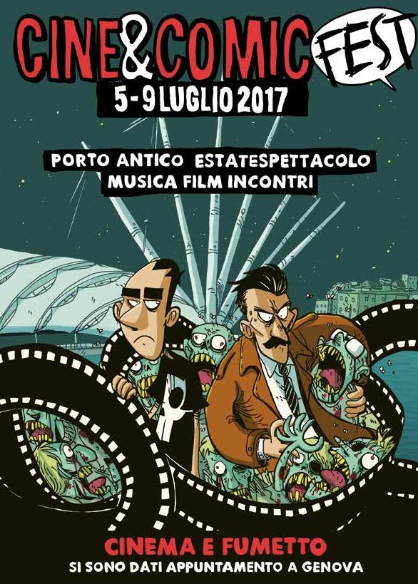 Cine&Comic Fest, estate a Genova