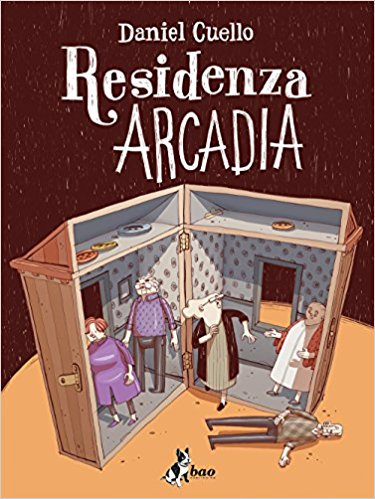 Residenza Arcadia, la risata amara