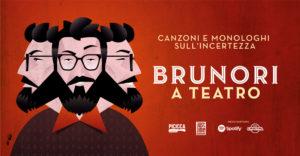 Concerto: Brunori SAS – Canzoni e Monologhi sull'Incertezza