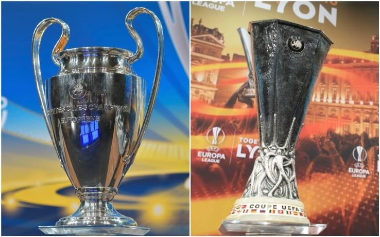 Juventus, Roma e Lazio onore a voi. Prendetevi l'Europa!