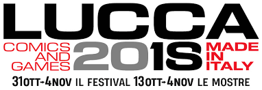 Road to Lucca Comics and Games 2018