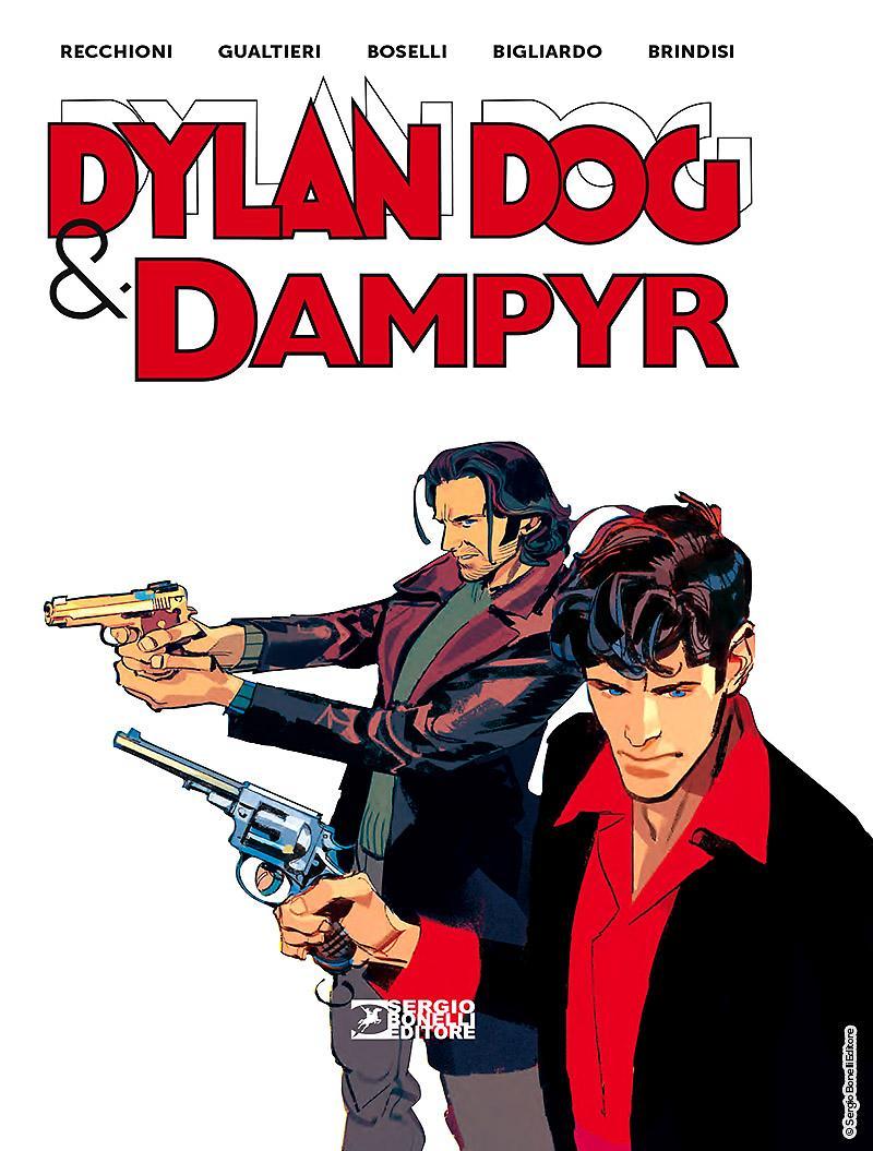 Dylan Dog & Dampyr, il crossover targato Bonelli