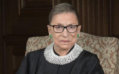 Ruth Bader Ginsburg – Un'icona pop femminista alla Corte Suprema statunitense